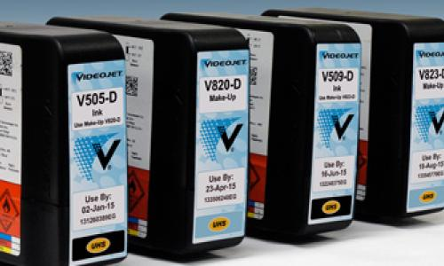 Videojet 1000 Series Ink with Chip