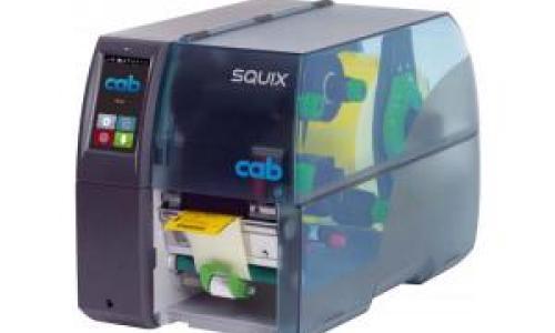 CAB SQUIX 4 M LABEL PRINTER
