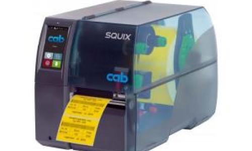 CAB Squix4 Label Printer