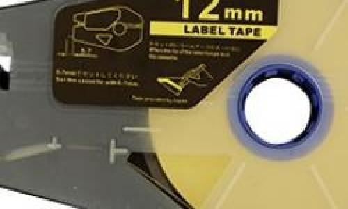 Canon Labal Tape Casset 12MM X 30M