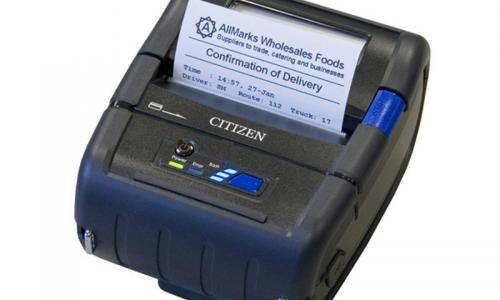 Citizen CMP-30II Mobile Printer