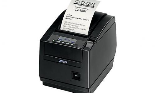 Citizen CT-S801II receipt Printer