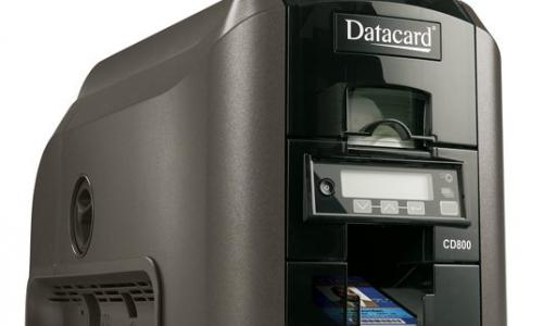 Datacard CD800 Series ID Card Printer