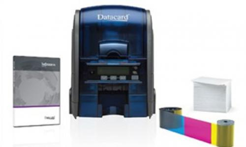 Datacard EZ-ID Photo ID System