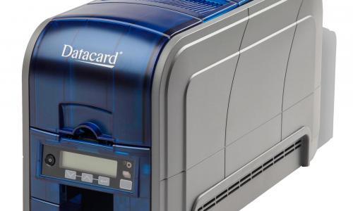 Datacard SD160 Plastic ID Card Printer