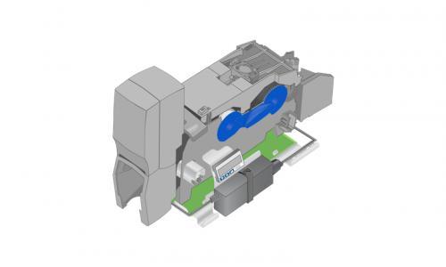 Datacard SP55K Kiosk Thermal Card Printer