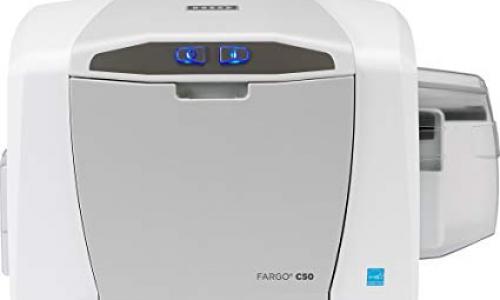 Fargo-C50-card-printer