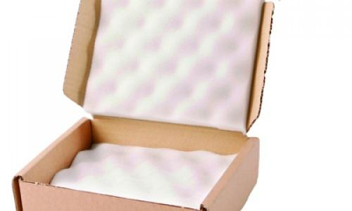 Foam Lined Boxes