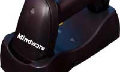 Mindware SC 830W Wireless Barcode Scanner