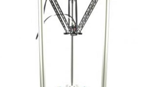 SeeMeCNC Rostock MAX 3D Printer