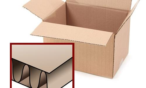 Single Wall Corrugated Boxes