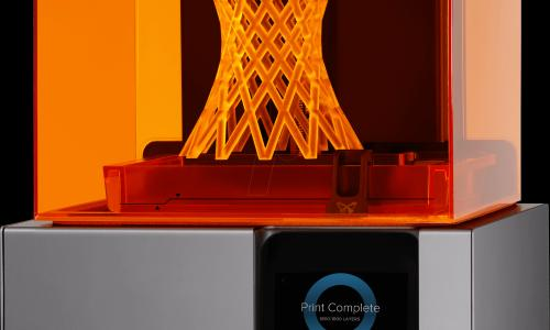 (SLA)Stereolithography 3D Printing