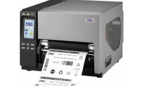 TSC TTP 368MT Barcode Printer
