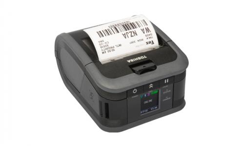 Toshiba B-FP3 Thermal Label Printer