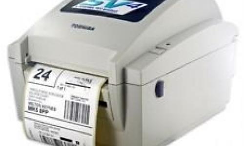 Toshiba SV4T Label Printer