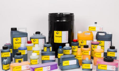 Wash Compatible Inks
