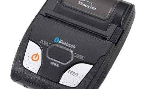 WSP R241 mobile printer