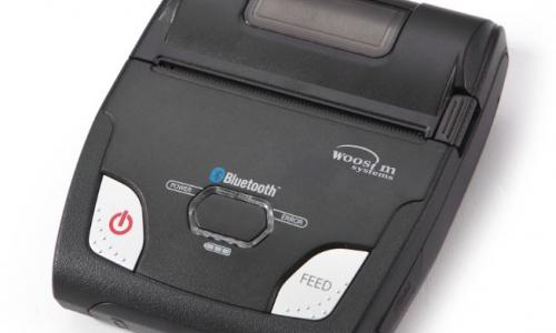 WSP R341 Mobile Printer