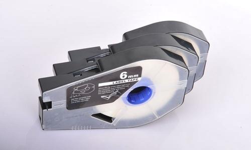 Canon Labels Cassets Tape