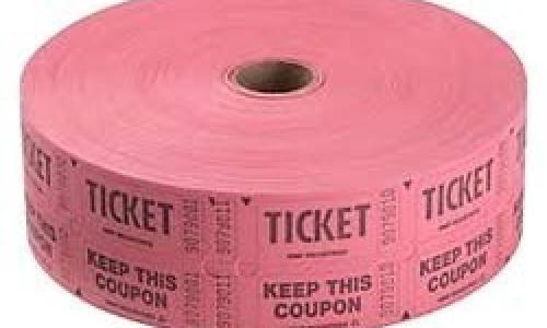 Cinema Ticket Rolls