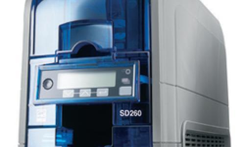 Datacard SD260 Plastic ID Card Printer