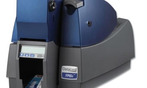 Datacard FP65i Financial Card Printer