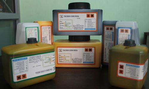 Domino solvent Ink