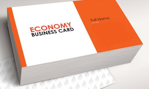 Economy Card