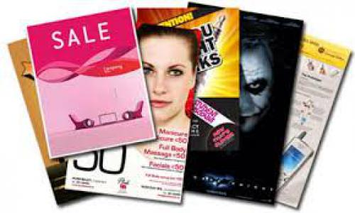 Posters Offset Printing