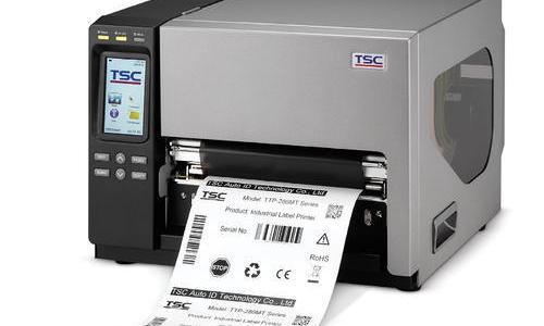 TSC TTP 286MT Barcode Printer