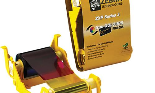 ZXP Series 3 IX Series YMCKO Color Ribbon